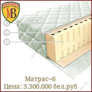 Матрасы в Минске для детей