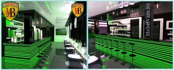 Мебель для ресторанов и баров в Минске