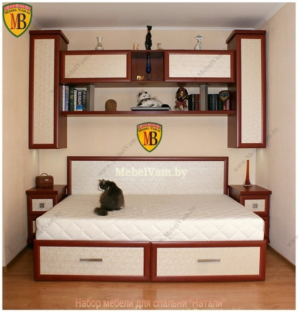 кровать для спальни под заказ