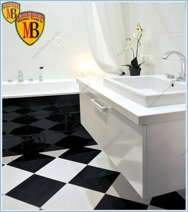 Дизайн ванной комнаты в минске